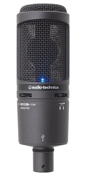 USBマイクロホン AT2020USB+ AUDIO-TECHNICA