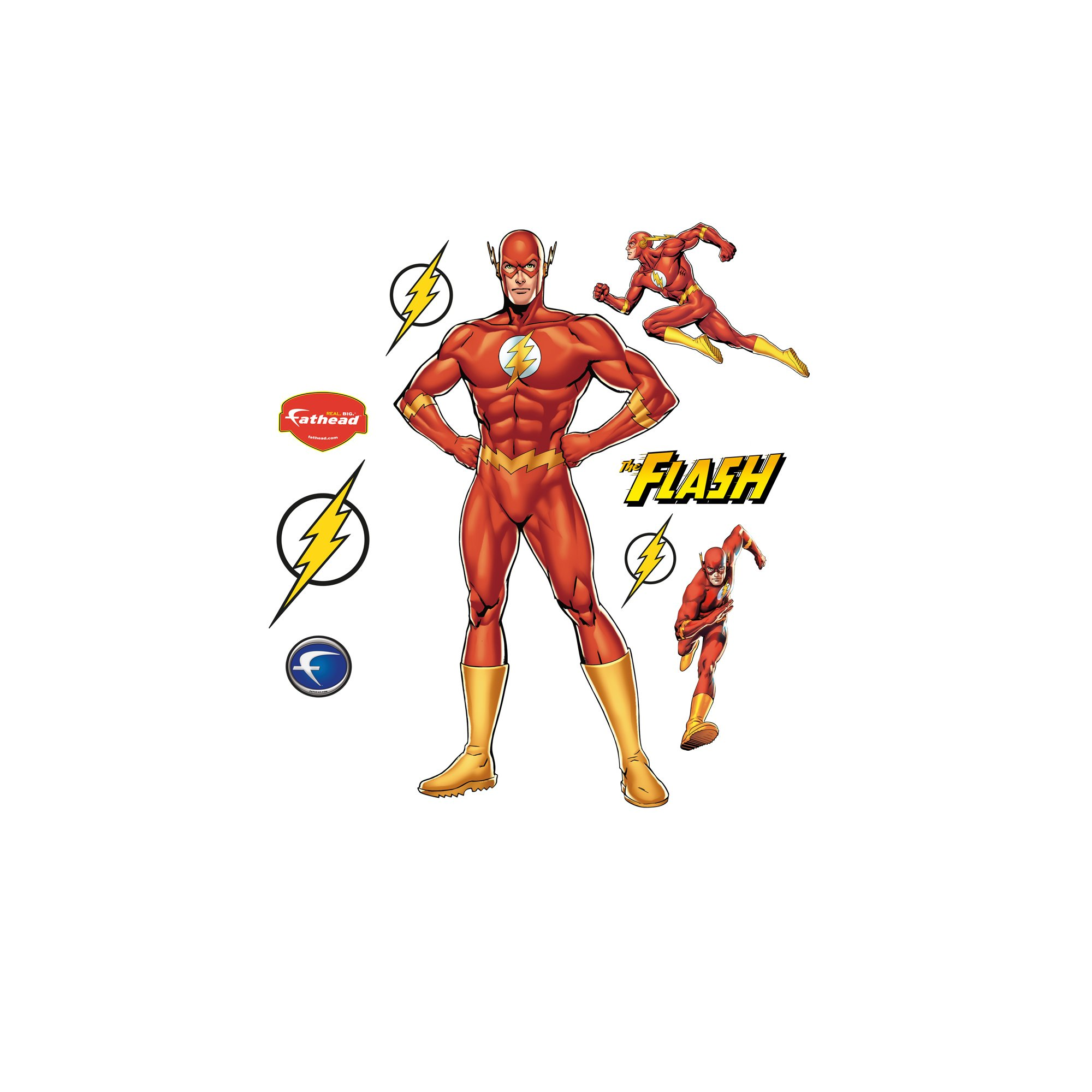 The Flash Wall Graphic by FATHEAD