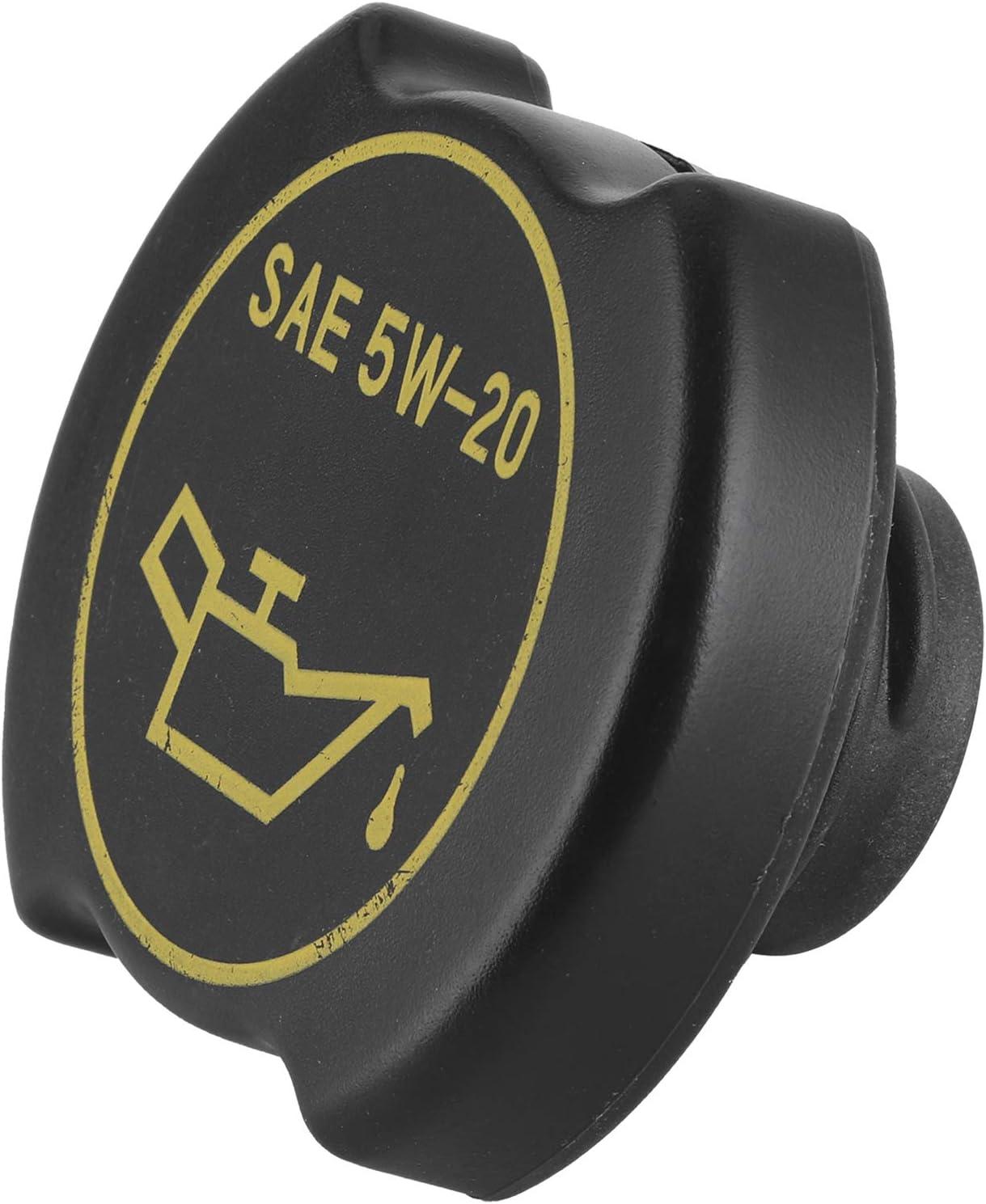 E‑550 F53 F3AE6766BA F3AZ6766B Oil Filler Cover push in Prevent Leakage Fit for E‑150 Engine Oil Filler Cap seal