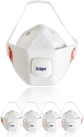 masque ffp3 3m drager
