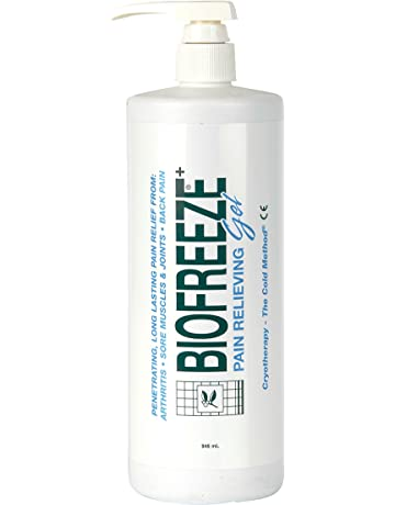 Biofreeze - gel para aliviar el dolor - con dispensador - 946 ml