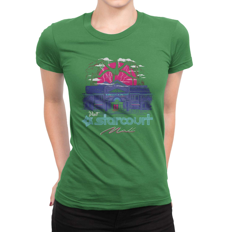 Starcourt Mall Mind Player Scoop Ahoy Ice Cream T-Shirt