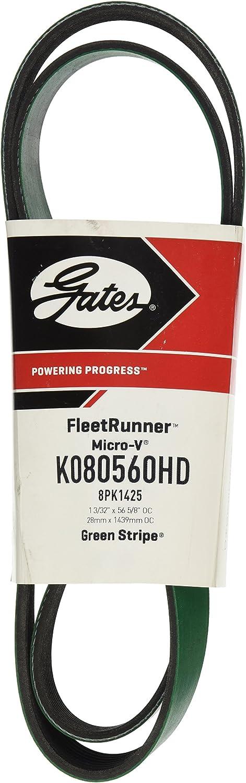 Gates K080560HD Micro-V Belt