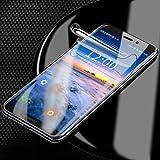 ONICO Per Huawei Mate 10 PRO Pellicola Protettiva (Non Vetro Temperato),Originale Anteriore HD Pellicola Protettiva 3D AntiGraffio Copertura Completa (2 * Anteriore)