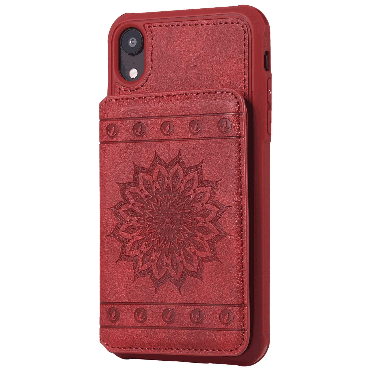 Cover for Leather Kickstand Card Holders Extra-Durable Business Mobile Phone Cover Flip Cover Samsung Galaxy S8 Flip Case