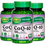 kit Coenzima Q10-3 un de 60 cápsulas - Unilife