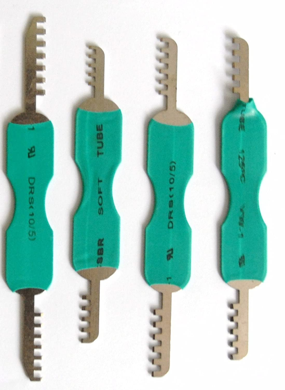 Padlock comb pick set