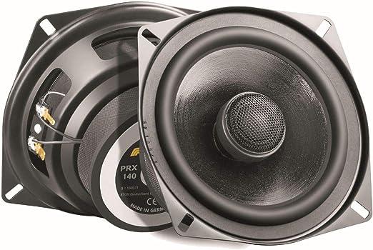 Eton Prx140 2 2 Wege Koaxial Lautsprecher System Für Elektronik