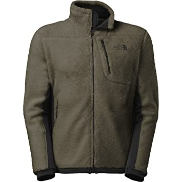Amazon.com : The North Face Grizzly 2 Fleece Jacket - Men's Black ...