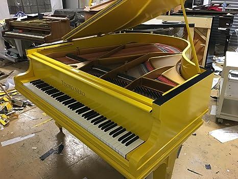 Tesoro Nero – Marca nuevo amarillo bebé Grand Piano