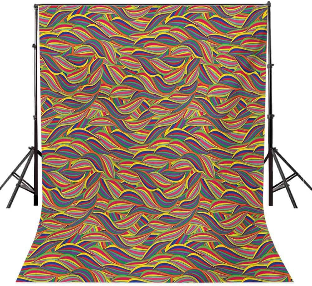 8x10 FT Backdrop Photographers,Central America and The Caribbean Islands Map Countries Cities Names Regions Locations Background for Photography Kids Adult Photo Booth Video Shoot Vinyl Studio Props