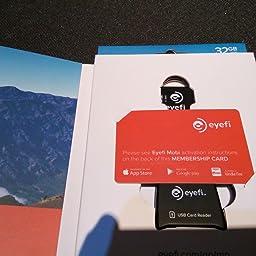 Eyefi mobiPro-16 SDHC Class 16GB 10 WiFi - Tarjeta de ...