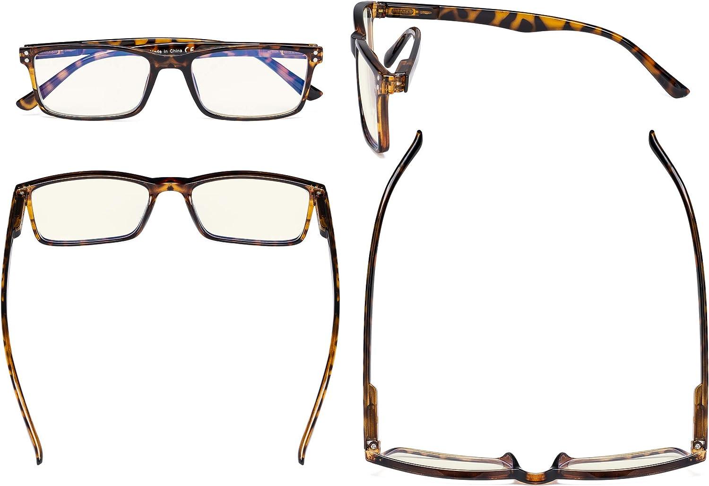 0.75 Eyekepper Lettori qualit/à alla moda primavera Cerniere occhiali da lettura Blue