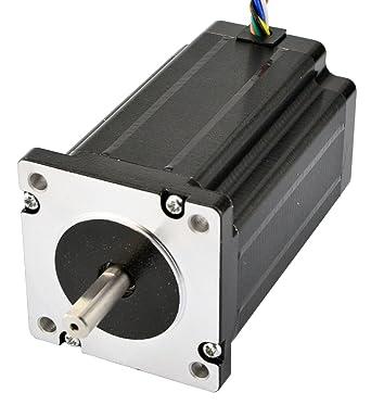 STEPPERONLINE Nema 24 CNC - Motor paso a paso (3,1 Nm, 60 x 60 x ...