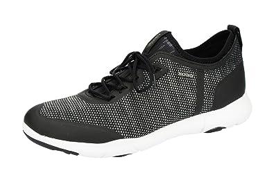a2e4fe7d418 Geox U Nebula X (U826BA) Mens Trainers  Amazon.co.uk  Shoes   Bags