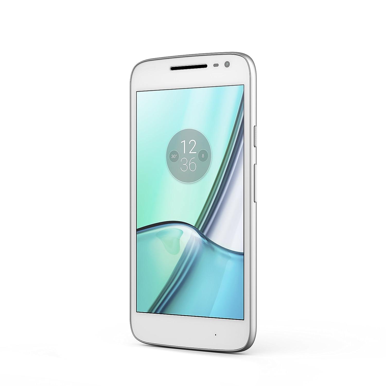 Motorola Moto G4 Play 16GB SIM-Free Smartphone - White: Amazon.co.uk ...