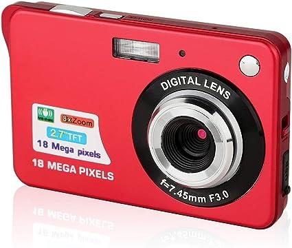 Digitalkamera Camking 2 7 Zoll Digitalkamera 18 Mp Kamera