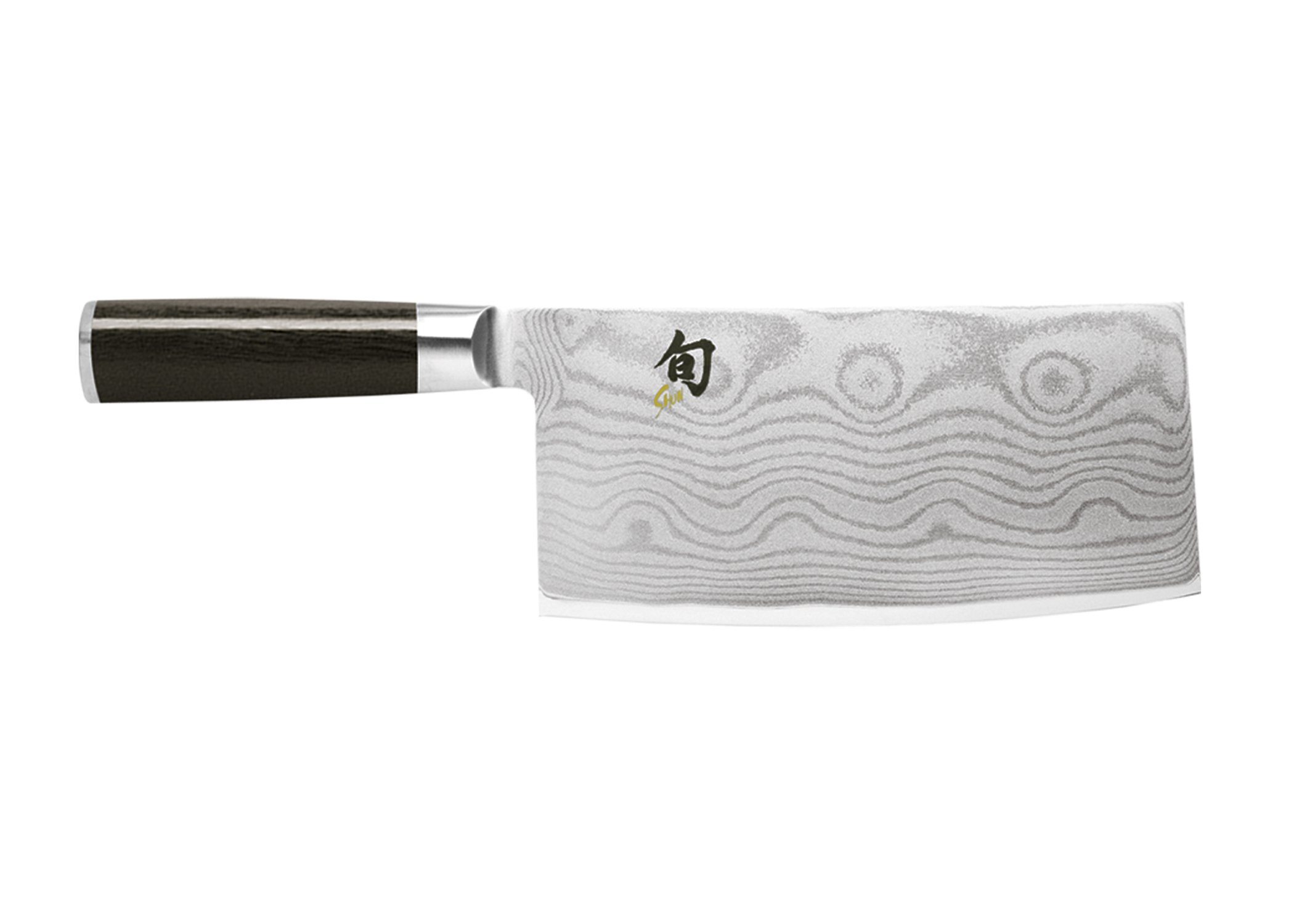 Shun DM0712 Classic 7-Inch Chinese Vegetable Cleaver by Shun