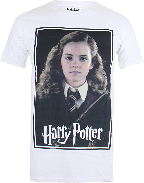 ICONIC COLLECTION - HARRY POTTER Camiseta Manga Corta Hermione Portrait: Amazon.es: Ropa y accesorios