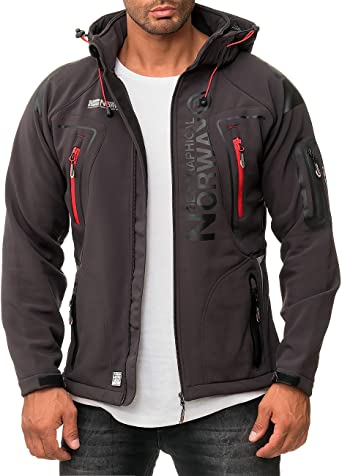 Geographical Norway Techno-bans Chaqueta para hombre