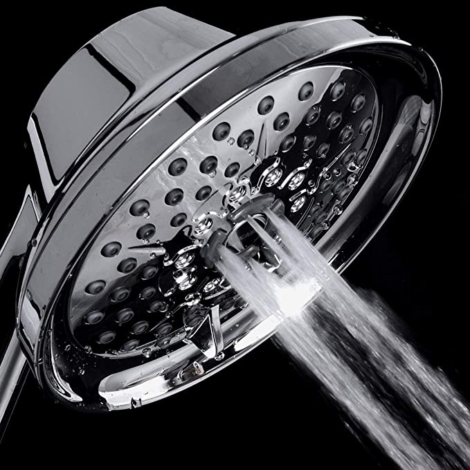sakaika sh-ls2 12,7 cm 6-setting Handheld Cabezales de ducha ...