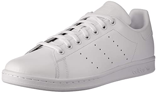 online retailer e58ab 975ed Adidas Stan Smith Scarpe Low-Top, Unisex adulto, Bianco, 36 2