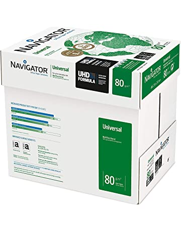 Amazon.es: Papel para fotocopiadoras y multifunción: Oficina y ...