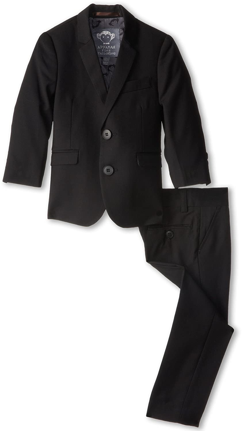 9d59f344bfcf Amazon.com  Appaman Kids Baby Boy s Two Piece Lined Classic Mod Suit ...