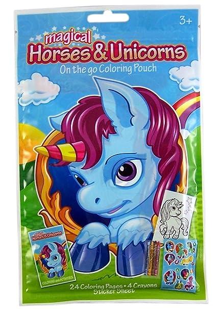 Amazon.com: Mágico caballos y unicornios sobre la marcha ...