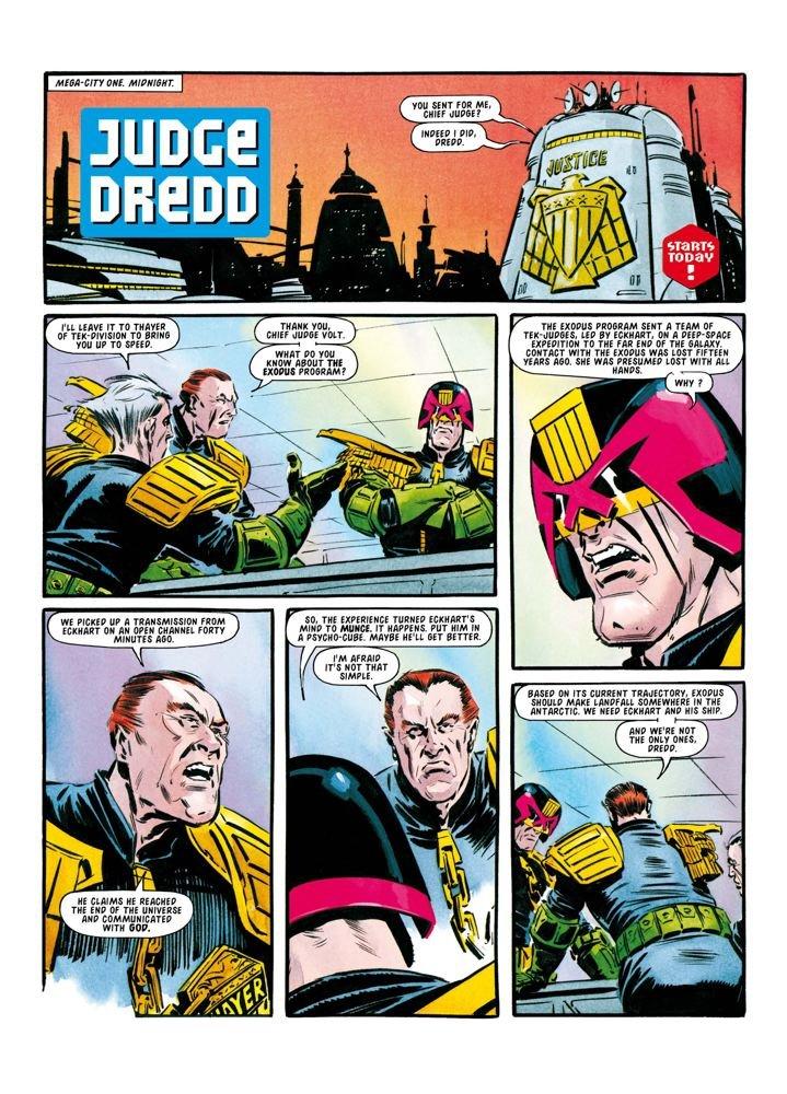 Judge Dredd: Crusade & Frankenstein Division: Amazon.es ...