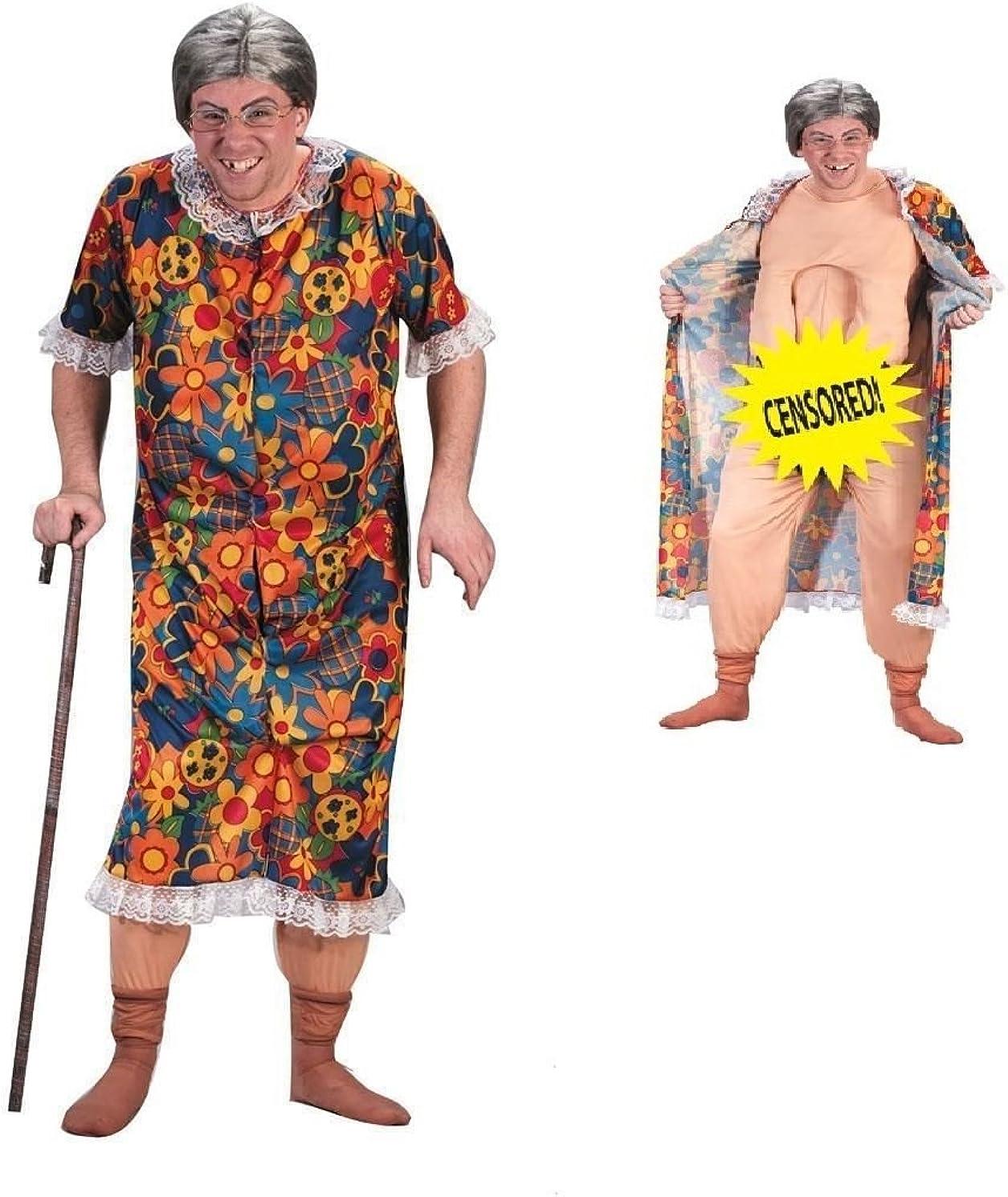 Disfraces para todas las ocasiones Fw5461 Groppin Granny adultas ...
