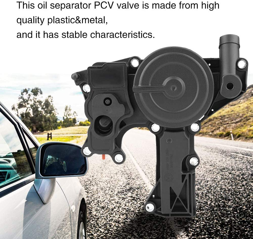 Auto-PCV-Ventil Auto /Ölabscheider PCV Ventilmontage Fit f/ür Passat Sitz 06H 103 495 A