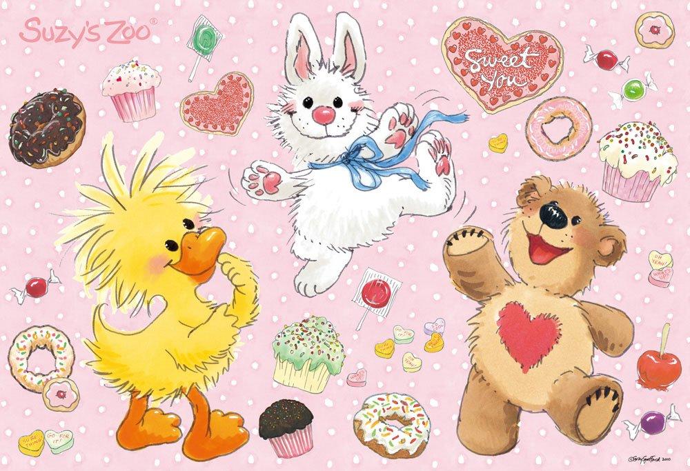 Sujizu 300 Piece Sweets Dream! 63-232 (japan import)
