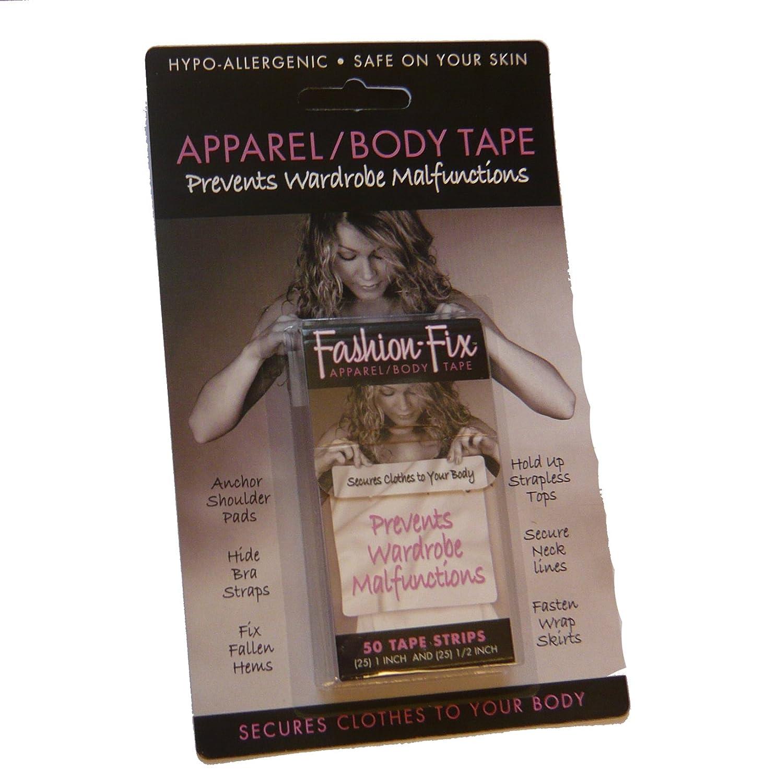 FF01 Box Of 50 (25 1/2+25 1)) Fashion Fix Tape Vapon