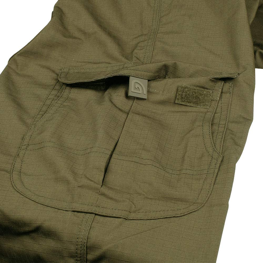 Trakker Pantalon de Combat Ripstop