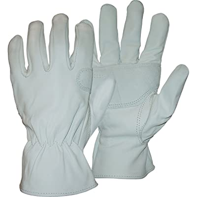 Boss Manufacturing Co 4060M Goatskin Gloves, Medium : Garden & Outdoor