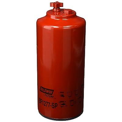 Baldwin Heavy Duty BF1277-SP Fuel Filter,11-5/8 x 4-21/32 x 11-5/8 In: Automotive