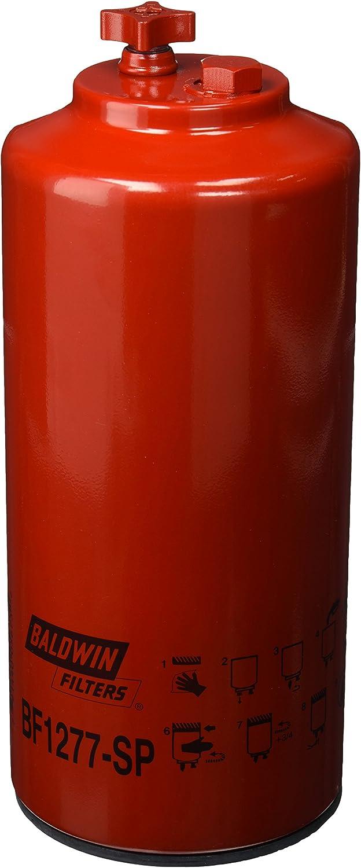 Baldwin Heavy Duty BF1277-SP Fuel Filter,11-5//8 x 4-21//32 x 11-5//8 In