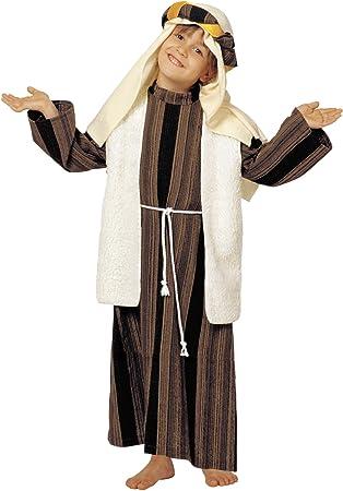 Stamco Disfraz Pastor Hebreo Niño (8 - De 6 a 8 años): Amazon.es ...