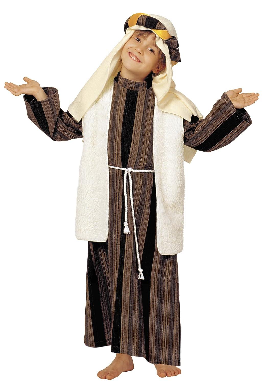 Stamco Disfraz Pastor Hebreo Niño (3 - De 2 a 3 años ...