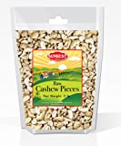SunBest Natural Cashew PIECES Raw, Unsalted, Unroasted in Resealable Bag (Pieces, 3 Lb)