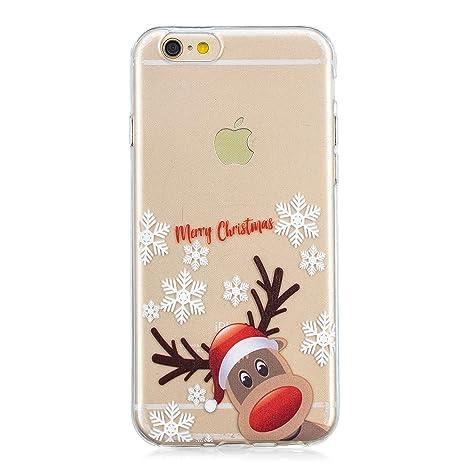 coque iphone 6 flocon
