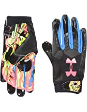 Under Armour Boys' F6 LE Football Gloves