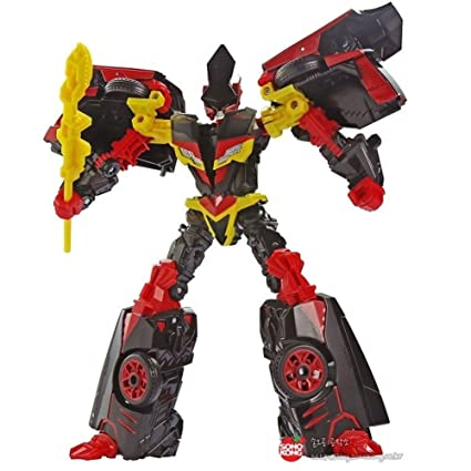 Amazon Com Carbot Z Ren Toy Robot Transforming Robot Transformer