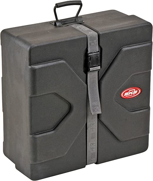 with Padded Interior 6.5 x 14 SKB Music Snare Case