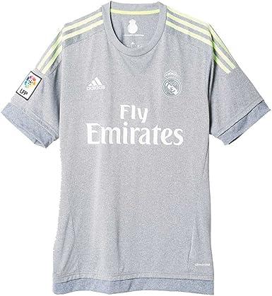 adidas 2ª Equipación Real Madrid CF - Camiseta Oficial