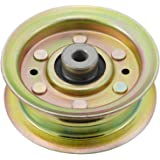 """Parts Camp 532173437 Idler Pulley Replaces Husqvarna 532155191 Mower Pulley Poulan Craftsman for 42"""" Decks"""