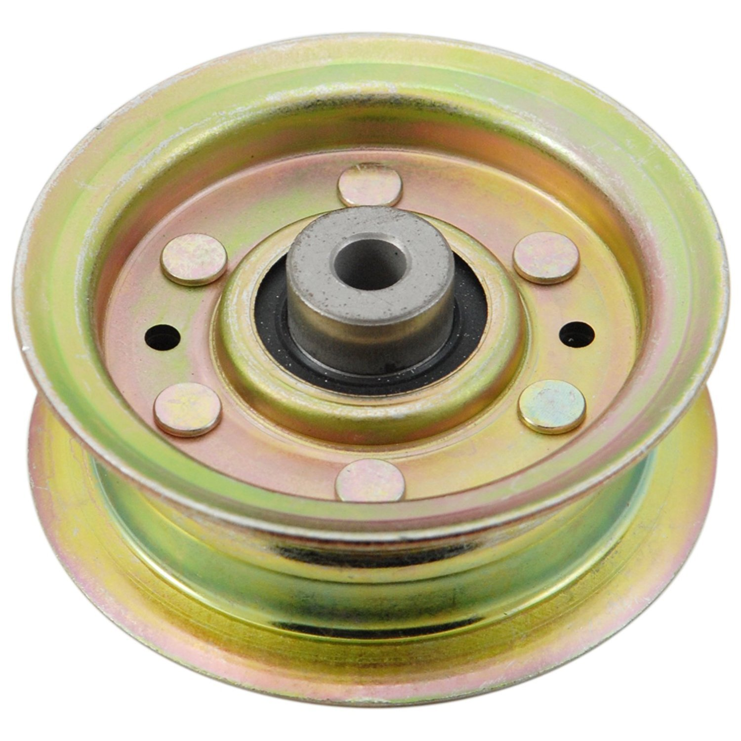 "Parts Camp 173437 Idler Pulley Replaces Poulan Husqvarna Craftsman for 42"" Decks"