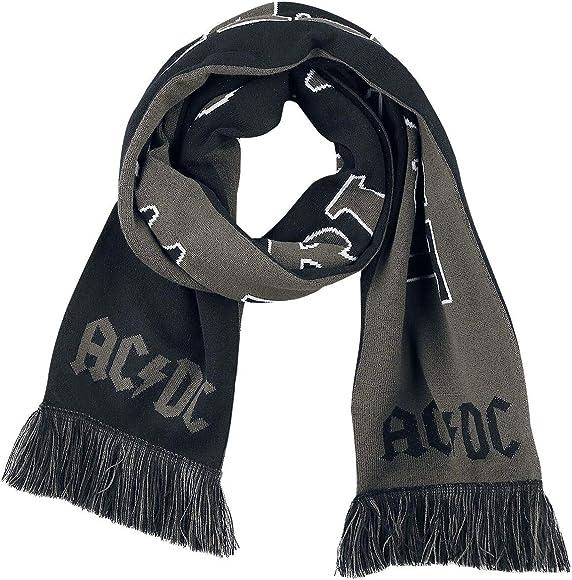 AC//DC /'Back In Black/' Scarf NEW
