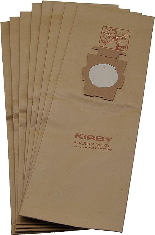 9 Bolsas para aspiradora para Kirby Modelle: G6, GSix, G7: Amazon ...